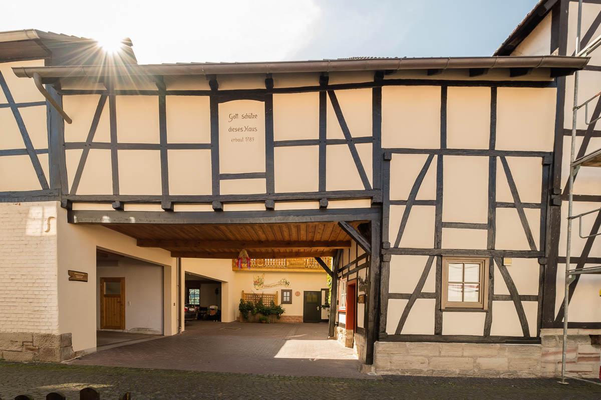 Fotos für eine Ferienwohnung Bad Sooden-Allendorf
